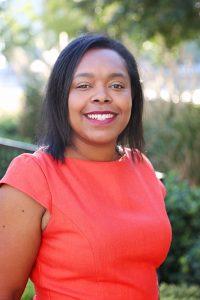 Associate Director Jenelle Beavers