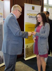 Honors College awards 2
