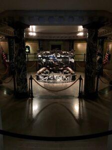 Crypt of John Paul Jones, father of the U.S. Navy