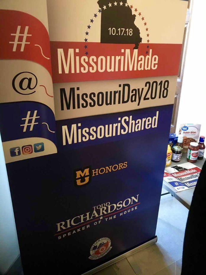 Missouri Made 2018 sign