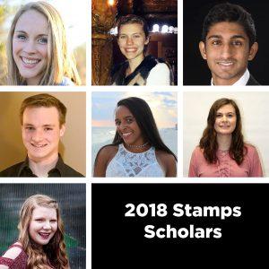2018 stamps scholars