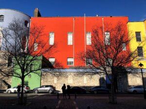Red Dublin Castle
