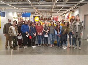 Honors course at IKEA